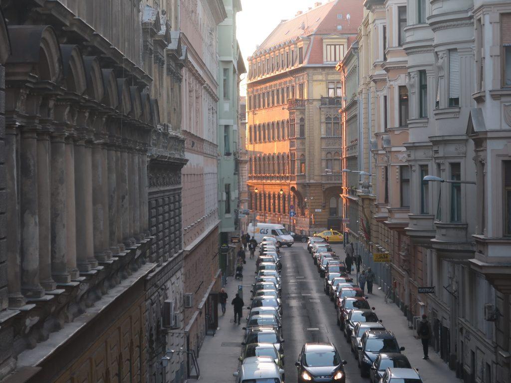 Raday Street