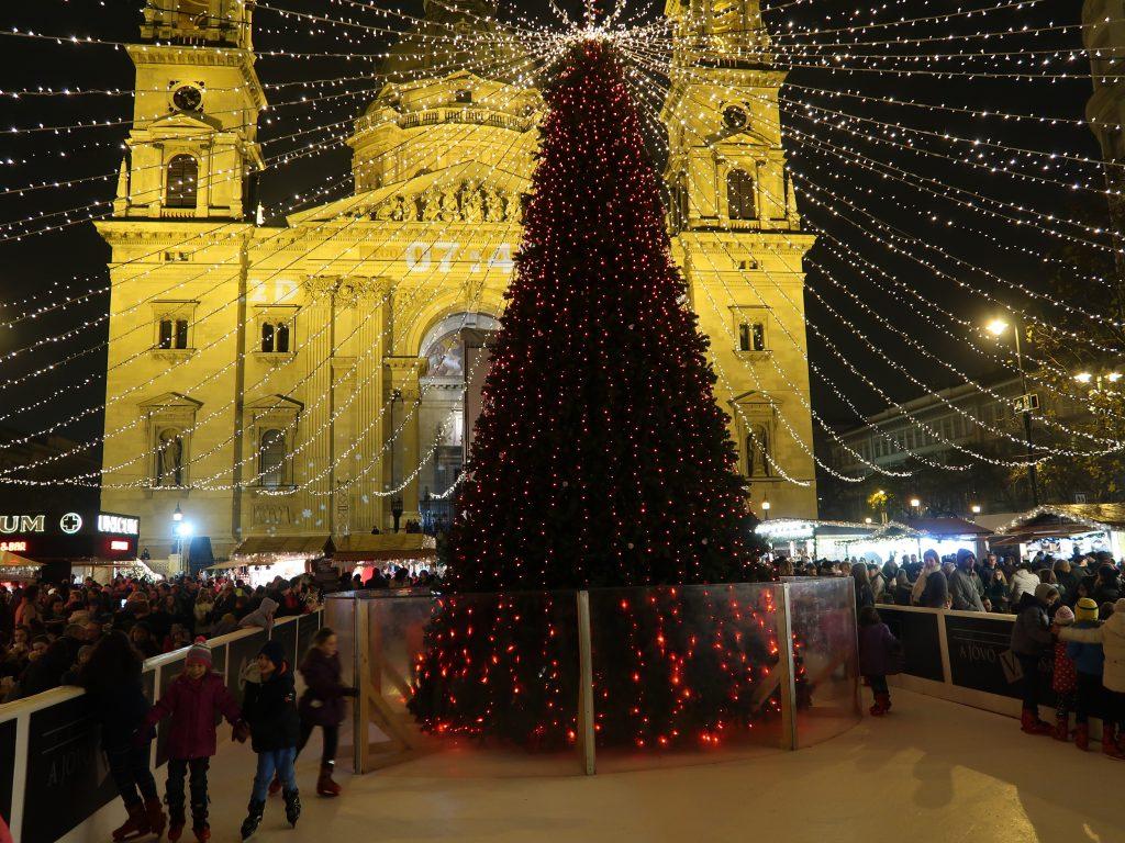 Basilica Christmas Market