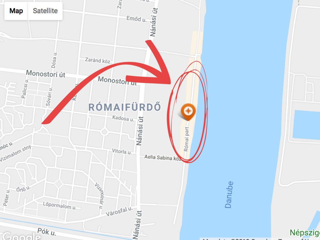 Római Part